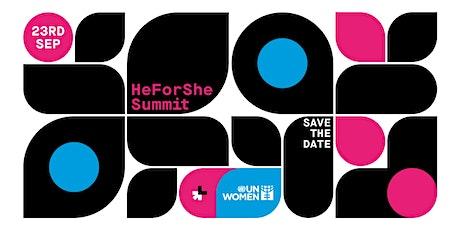 HeForShe Summit tickets