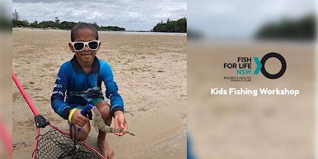NSW DPI Kids Fishing Workshop – Evans Head tickets
