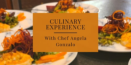 OCEAN FRONT CULINARY EXPERIENCE WITH CHEF ANGELA tickets