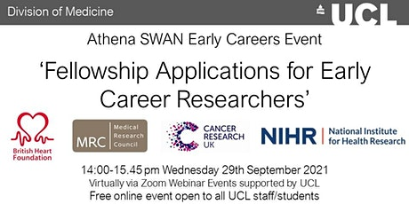 Fellowship Applications for Early Career Researchers tickets