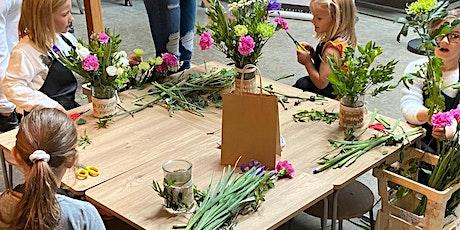 Kids Flower Power Hour Workshop tickets
