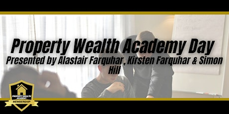 Property Training Day with Alastair Farquhar tickets