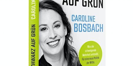 SALON LUITPOLD c/o Murmann Publishers: Schwarz auf Grün | Caroline Bosbach Tickets