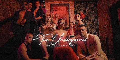 The Underground - Saturday tickets