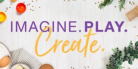 Kids Craft Workshop     Imagine. Play. Create. tickets