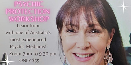 Psychic Protection Workshop tickets