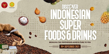 Indonesian Tasting Event - Full Access tickets