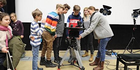 """Kinderfilmuni on Tour: """"Wie ein Film zu seinen Bildern kommt"""" Tickets"""