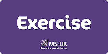 MS-UK Exercise classes (Level 1-3) - Tue 21 Sep tickets
