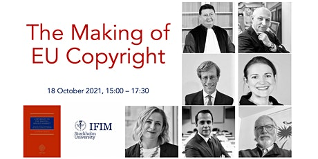 The Making of EU Copyright tickets