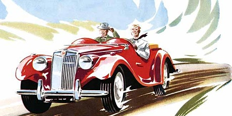 History of the British Sports Car tickets