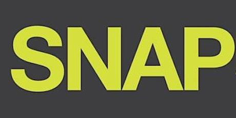 SNap Morning Seminar Wednesday 6 October 2021 tickets