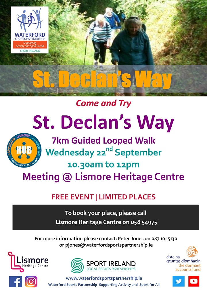 Come & Try St Declans Way image
