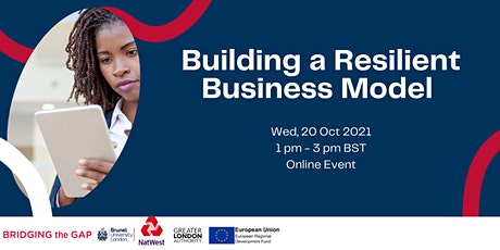 Building a Resilient Business Model - In collaboration with NatWest tickets