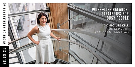 Work–Life Balance: Strategies for Busy People with Georgie & Me tickets