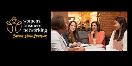 Womens Business Networking Online Meeting 9th November - 9.30-11.00am tickets