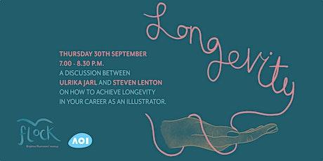 Longevity - FLOCK (Brighton Illustrators Meet-up) tickets