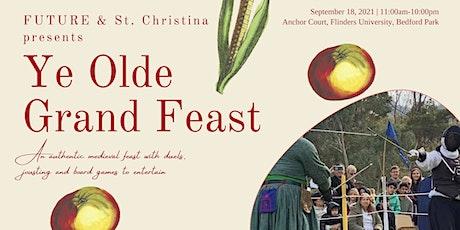 Ye Olde Grand Feast tickets