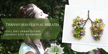 Transformational Breath® Day Urban Escape at The Healing House tickets