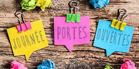 Portes ouvertes Campus Academy Rennes en présentiel billets