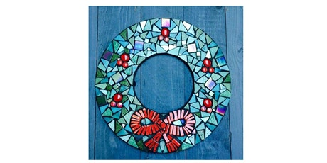 Festive Wreath Mosaic Workshop tickets