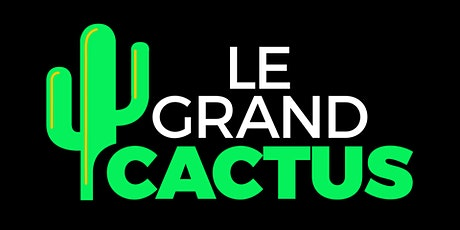 Le Grand Cactus - Mercredi 27 octobre  2021 tickets