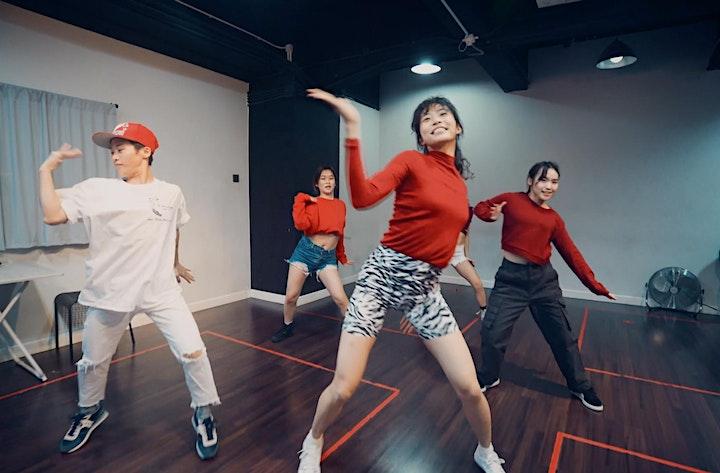 Dancehall Introduction Class[牙買加舞蹈體驗] image
