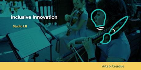 Inclusive Innovation: Studio LR and Universities of Edinburgh & Stirling tickets