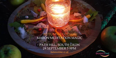 Mabon Meditation Magic in the Woods tickets
