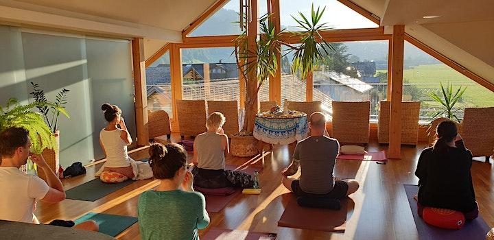 Yoga | Meditation | Entspannung und Wandern im Bregenzerwald | Hittisau: Bild