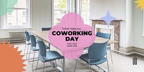 Coworking Day in Frome tickets