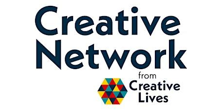 #CreativeNetwork - Wellbeing tickets