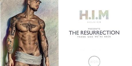 H.I.M The Ressurection billets
