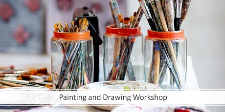 Painting & Drawing, Tuesday 1.15pm tickets