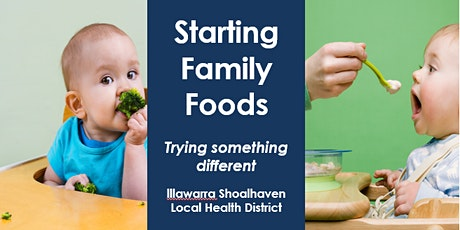 Starting family foods tickets