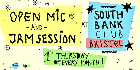Open Mic Night at SouthBank Club tickets