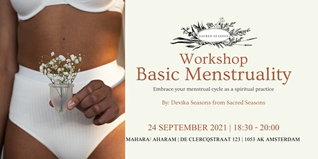 Workshop Basic Menstruality tickets