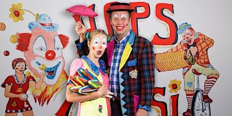 Hops & Hopsi - Der große Hopsini Tickets
