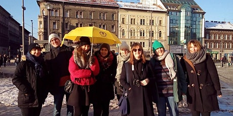 Urban tour of the viii - Budapest most controversial district. tickets