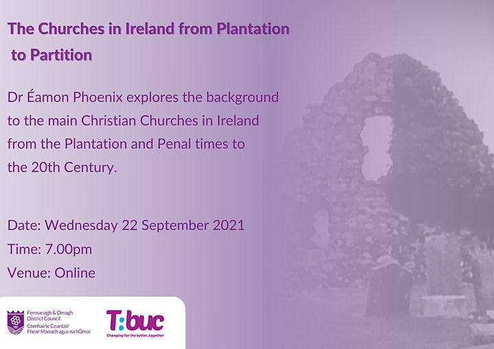 The Churches in Ireland from Plantation to Partition image
