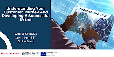 Understanding Your Customer Journey And Developing A Successful Brand tickets