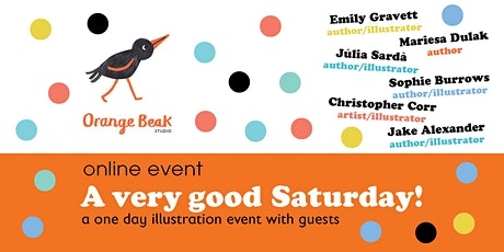 Orange Beak Studio presents A Very Good Saturday tickets