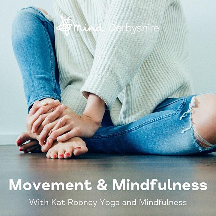 Movement and Mindfulness: Online Zoom Group image
