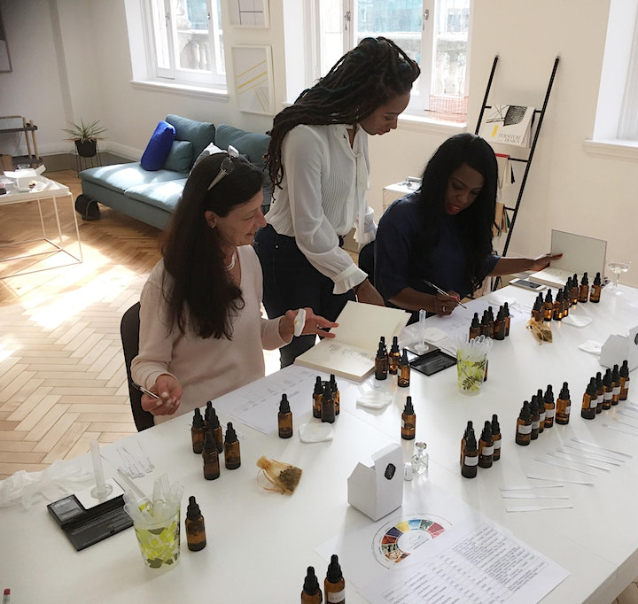 Summer Perfume Making Experience with Prosecco & FREE Luxury Candle image