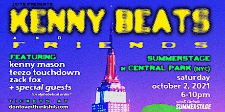 D.O.T.S Presents: Kenny Beats & Friends tickets