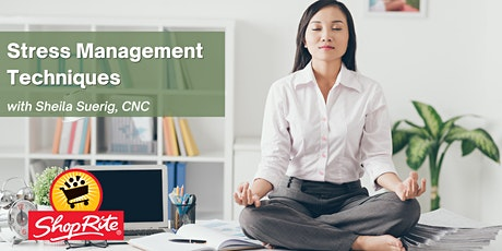 Stress Management Techniques tickets