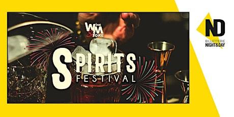 Spirits Festival #2021 Namur tickets