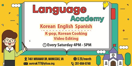 Language Academy tickets