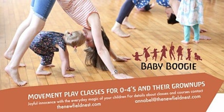 Baby Boogie - 11am single class tickets