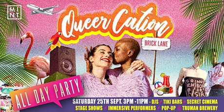 QueerCation: The All Day Tropical Party Pop-Up tickets